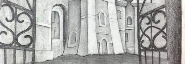 Level IV-Art Lesson 7: The Convent in L'viv