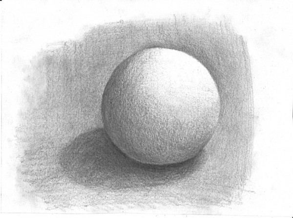 FREE Level I-Art Lesson 1C: Shading Rounded Objects