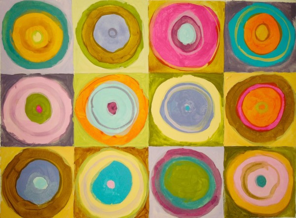 Level III-Lesson 8: Kandinsky and Color Mixing (Online Art Lessons for Kids | ArtAchieve)