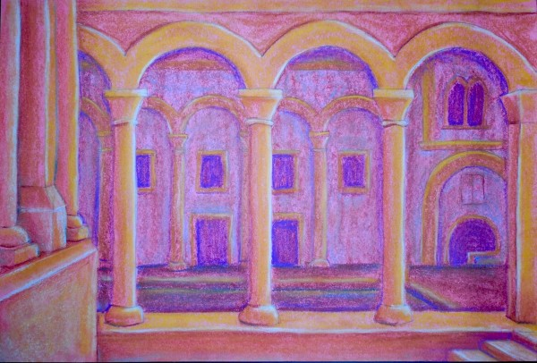 Level V-Art Lesson 1: Diocletian's Palace in Croatia